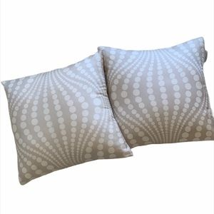 Jonathan Adler pillows - set of two
